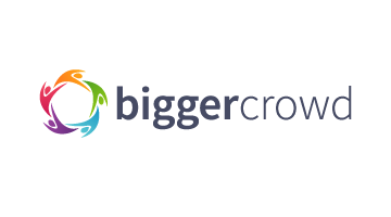 Logo for Biggercrowd.com