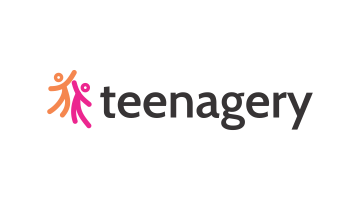 Logo for Teenagery.com