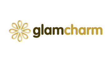 Logo for Glamcharm.com