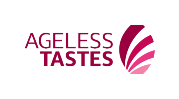 Logo for Agelesstastes.com