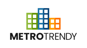 Logo for Metrotrendy.com
