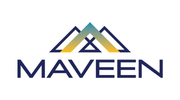 Logo for Maveen.com