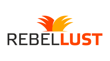 Logo for Rebellust.com