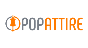 Logo for Popattire.com