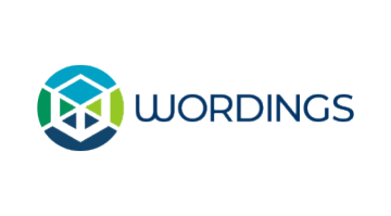 Logo for Wordings.com
