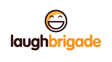 Logo for Laughbrigade.com