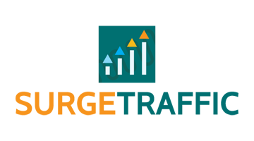 Logo for Surgetraffic.com