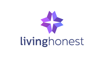 Logo for Livinghonest.com