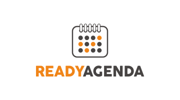 Logo for Readyagenda.com