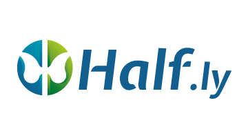 Logo for Half.ly