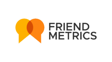 Logo for Friendmetrics.com