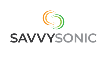 Logo for Savvysonic.com