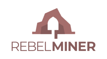 Logo for Rebelminer.com