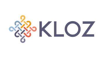 Logo for Kloz.com