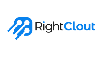 Logo for Rightclout.com
