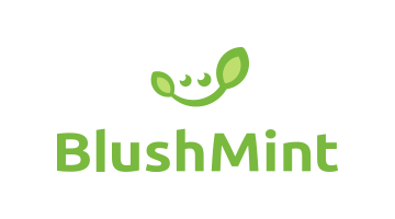 Logo for Blushmint.com