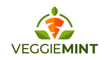 Logo for Veggiemint.com