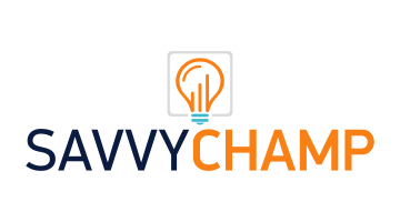Logo for Savvychamp.com