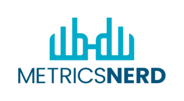 Logo for Metricsnerd.com