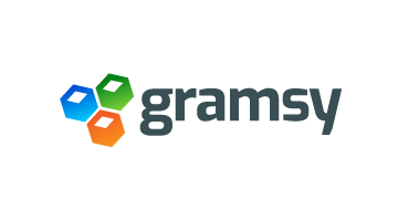 Logo for Gramsy.com