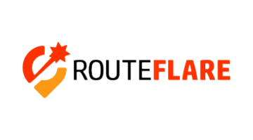 Logo for Routeflare.com