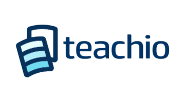 Logo for Teachio.com