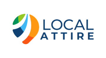 Logo for Localattire.com