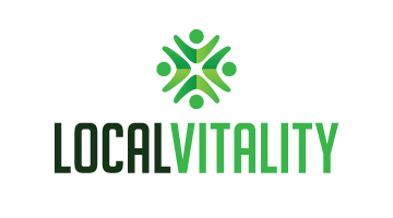 Logo for Localvitality.com