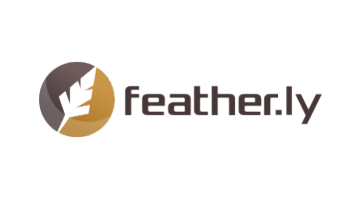 Logo for Feather.ly