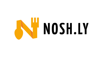 Logo for Nosh.ly