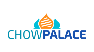 Logo for Chowpalace.com