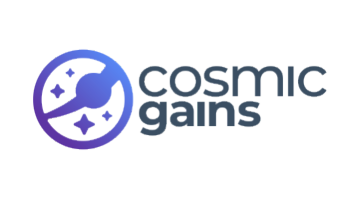 Logo for Cosmicgains.com