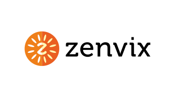 Logo for Zenvix.com