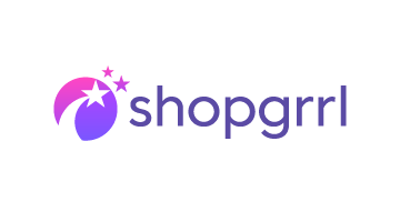 Logo for Shopgrrl.com