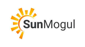 Logo for Sunmogul.com