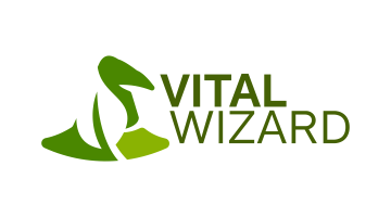 Logo for Vitalwizard.com
