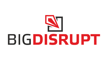 Logo for Bigdisrupt.com