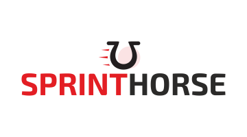 Logo for Sprinthorse.com