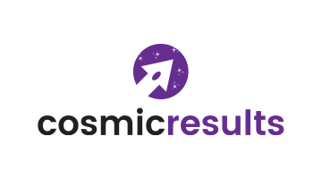 Logo for Cosmicresults.com