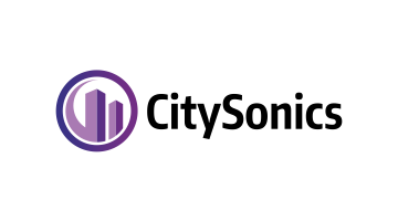 Logo for Citysonics.com