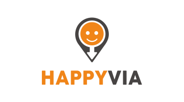 Logo for Happyvia.com