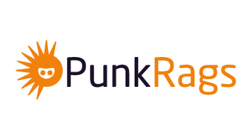 Logo for Punkrags.com