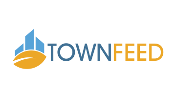 Logo for Townfeed.com