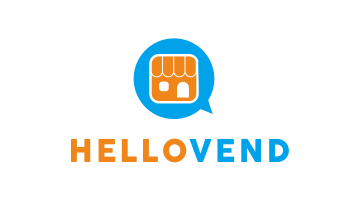 Logo for Hellovend.com