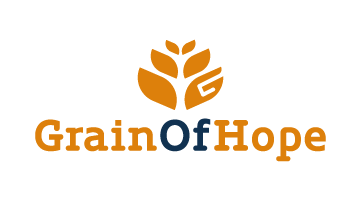 Logo for Grainofhope.com