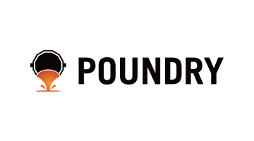 Logo for Poundry.com