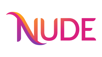 Logo for Nude.com
