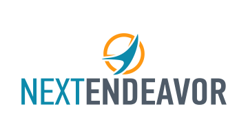 Logo for Nextendeavor.com