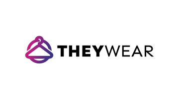 Logo for Theywear.com