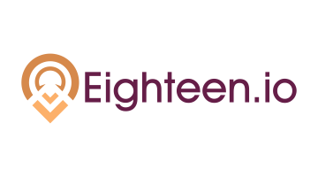 Logo for Eighteen.io